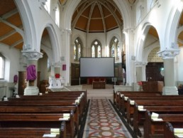 audio visual equipment to hire for churches