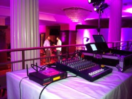 audio visual equipments to hire