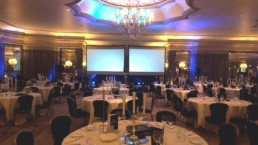 hire projectors and audio for events
