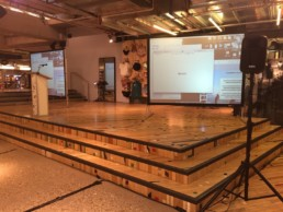 screens-michrphone-speekers-to-hire-london