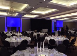 screens to hire for events in london